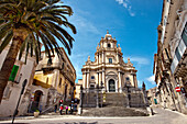 Cathedral San Giorgio, Ragusa Ibla, Ragusa, Sicily, Italy