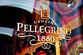 Marsala wine cellar, Pellegrino, Marsala, Sicily, Italy