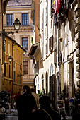 Town of Sant Angelo in Rome, Italy