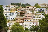 La Perla de La Heredia urban development, Marbella. Costa del Sol, Malaga province, Andalusia, Spain