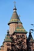Metropolitan Cathedral  Timisoara  Romania