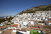 Mijas, White Towns of Andalusia, Malaga province, Costa del Sol, Andalusia, Spain