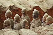 Terra Cotta Warriors in Xi´an China
