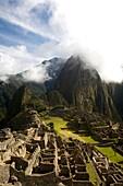 Archaeological site Machu Pichu