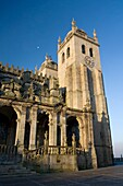 The Cathedral of Oporto, know as Sé  Porto, World Heritage  Portugal