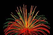 Beleuchtung, Beleuchtungen, Farbe, Farben, Hell, Horizontal, LED, Lichter, Light Emitting Diode, Neon, U37-922063, agefotostock