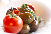 Vegetables, Hotel Giardino, Ascona, Ticino, Switzerland