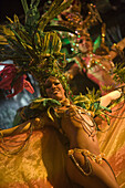 Colorful dance and music show at Tropicana Cabaret Club, Havana, Cuba