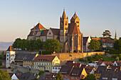 Breisach minster, Kaiserstuhl, Baden-Württemberg, Germany, Europe