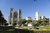 Usa, California, San Francisco, Grace Cathedral
