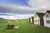 Turf Roofed Farm Museum, Varmahlid, Iceland
