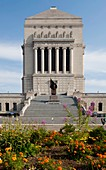 Indianapolis, Indiana - The Indiana World War Memorial  © Jim West