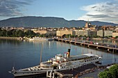 Lake of Geneva  Geneva, Switzerland