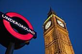 Big Ben Clock Tower  London, United Kingdom