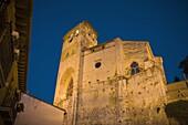Romanesque church, San Pedro de la Rua  Estella  Navarre  Spain