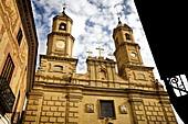 Church of Saint Miguel, Corella, Navarre  Spain