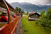 Train  Brienz  Switzerland