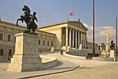 Parlament Vienna Austria EU