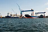 Harbor, Kiel, Schleswig-Holstein, Germany