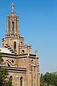 Catholic church, Tashkent, Uzbekistan
