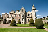 Abbotsford 3 miles from Melrose, home of Sir Walter Scott from 1812 - 1832, Scotland, UK