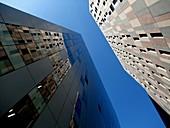 22@, Architektur, Barcelona, Büros, Catalunya, Design, Diagonal, Europa, Gebäude, Modern, Spanien, Zeitgenosse, zeitgenössich, XT4-985858, agefotostock