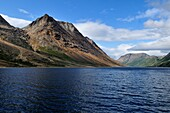 North Arm of Saglek Fjord, Torngat Mountains National Park, Newfoundland and Labrador, Canada, North America