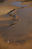 Beach at Monte Clerigo near Aljezur in the Algarve, Portugal