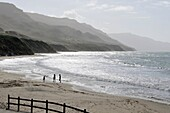 Poglina beach at 8 Km  South from Alghero  Island of Sardinia, Sassari province, Italy, Europe