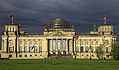 Germany, Berlin, Reichstag, Parliament, federal government