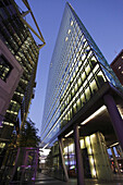 Germany, Berlin, Potsdamer Platz, DB Tower, highrise office building
