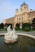 Austria, Vienna, Museum of Natural History, Maria-Theresien Platz