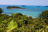 Westcoast of Koh Chang Island, Trat Province, Thailand, Asia