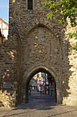 Lowergate, Ahrweiler, Bad Neuenahr-Ahrweiler, Ahr, Eifel, Rhineland-Palatinate, Germany, Europe