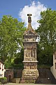 Igel Column (about 250 p.Chr.), Roman tomb, Igel, Mosel, Trier, Rhineland-Palatinate, Germany, Europe