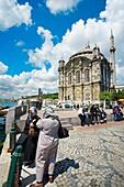 Ortakoy Mosque. Istanbul. Turkey.