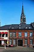 Aachen, Akwizgran, Cathedral, North Rhine-Westphalia, Germany