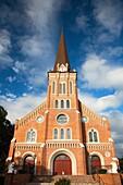 USA, Louisiana, Cajun Country, Abbeville, St Mary Magdalen Church, b 1910