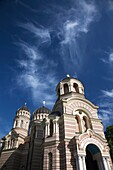 Latvia, Riga, Russian Orthodox Cathedral