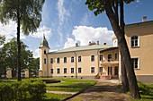 Latvia, Riga, Southeastern Latvia, Latgale Region, Daugava River Valley, Jekabpils, Krustpils Castle, 14th century