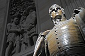 Washington DC, United States US Capitol, government, history, Rotunda, Andrew Jackson, President, bronze, statue