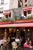 Le Petit Chatelet Bar Restaurant, Quartier Latin, Paris, France