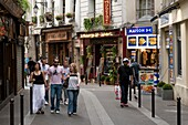 Rue Saint-Severin, Quartier Latin, Paris, France
