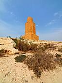 Old replica of Alexandria's Lighthouse, Egypt, Taposiris magna