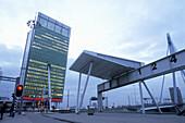 KPN Tower (Tower on South, 'Toren Op Zuid') office building, Rotterdam, The Netherlands