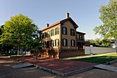 Abraham Lincoln Home National Historic Site Springfield Illinois