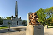 Lincoln Tomb Statue Oak Ridge Cemetery Springfield Illinois