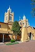 San Felipe de Neri Church Albuquerque New Mexico