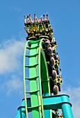 Raptor Ride Cedar Point Amusement Park Sandusky Ohio