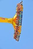 Troika Ride Cedar Point Amusement Park Sandusky Ohio